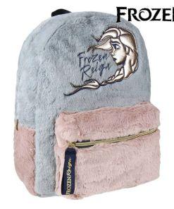 Mochila Casual Frozen 72784 Cor de rosa Cinzento