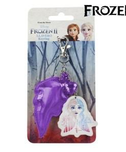 Corrente para Chave 3D Anna Frozen 74048 Roxo