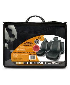Coberturas de Assentos para Automóveis Milan Universal (11 pcs)