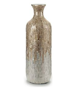 Vaso Branco (15 x 46 x 15 cm)