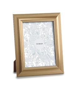 Moldura de Fotos Dourado 20 (1,25 x 26,3 x 21,3 cm) (15 x 20 cm)