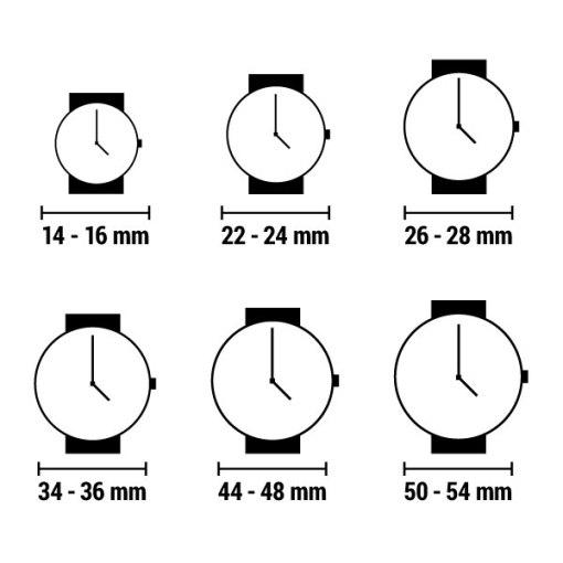 Relógio feminino Bobroff BF0031CN (36 mm)