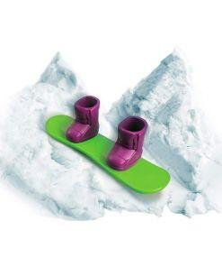Conjunto de Trabalhos Manuais Snowboard Park Bizak 115727