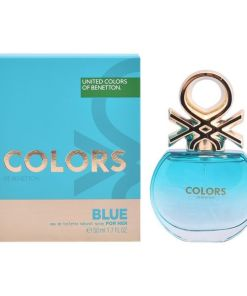 Perfume Mulher Colors Blue Benetton EDT (50 ml)