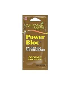 Ambientador Para Automóveis California Scents Power Bloc Capistrano Coco