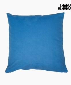 Almofada (45 x 45 cm) Azul