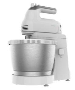 Batedora-Amassadora Cecotec PowerTwist Steel 500W 3,5 L Branco Inox