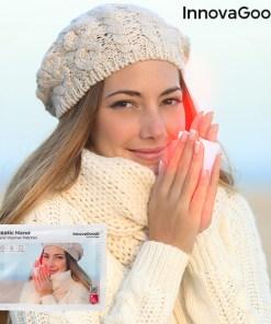 Adesivos Aquecedores de Mãos Heatic Hand InnovaGoods (Pack de 10)
