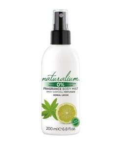 Fragrância Corporal Herbal Lemon Naturalium (200 ml)
