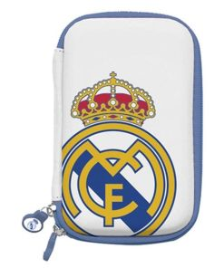 Capa Disco Duro Real Madrid C.F. RMDDP001 3,5""