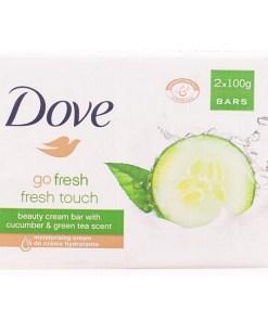 Conjunto de Sabonetes Go Fresh Dove (2 pcs)