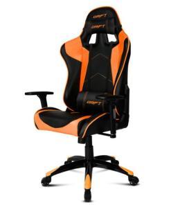 Cadeira de Gaming DRIFT DR300BO 90-160º Espuma Preto Laranja