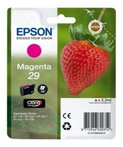 Tinteiro de Tinta Original Epson C13T298340 Magenta