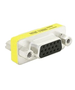 Adaptador VGA Fêmea D-Sub HDB15 NANOCABLE 10.16.0001