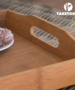 Bandeja de Bambu TakeTokio