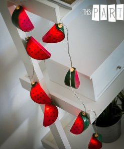 Grinalda LED Melancias Th3 Party (10 LED)