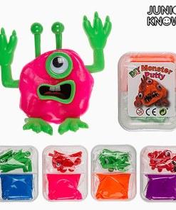 Plasticina Monstro DIY Junior Knows