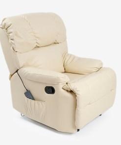 Poltrona de Repouso com Massagem Cecotec 6002