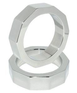 METALHARD COCK RING NUT 50MM