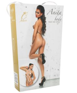 VESTIDO ME-SEDUCE ANITA STRAPPY PRETO L / XL