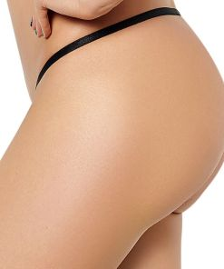 QUEEN LINGERIE THIN THONG S / M