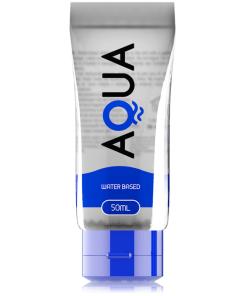 AQUA QUALITY WATERBASED LUBRICANT 50ML