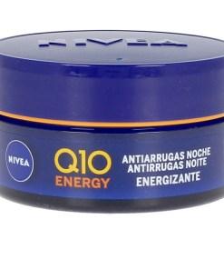 Creme Antirrugas Q10 + Vitamina C Nivea (50 ml)