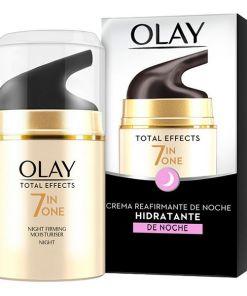 Creme Antirrugas de Noite Total Effects Olay (50 ml)