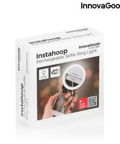 Arco de Luz Recarregável para Selfies Instahoop InnovaGoods