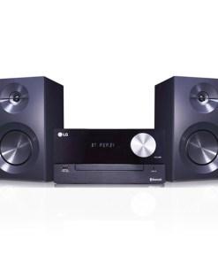 Mini-Aparelhagem de Música LG CM2460 100W USB/Bluetooth TV Sound Sync MP3/CD/WMA