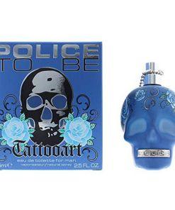 Perfume Homem To Be Tattoo Art Police EDT (75 ml)