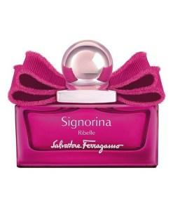 Perfume Mulher Signorina Ribelle Salvatore Ferragamo EDP (50 ml)
