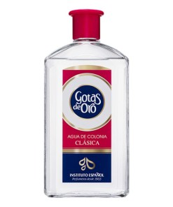 Perfume Unissexo Gotas De Oro Instituto Español EDC