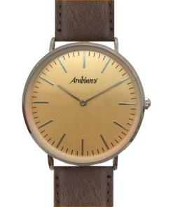 Relógio unissexo Arabians HBA2228GP (38 mm)