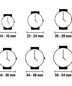 Relógio masculino 666 Barcelona 290 (45 mm)
