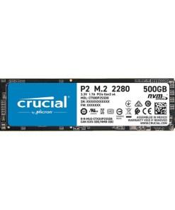 Disco Duro Crucial CT500P2SSD8 500 GB SSD M.2
