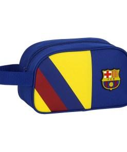 Nécessaire F.C. Barcelona Azul Poliéster