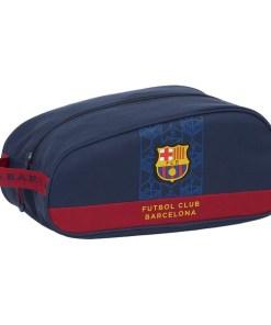 Bolsa para Sapatos de Viagem F.C. Barcelona Poliéster