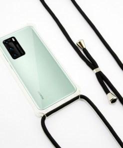 Capa para Telemóvel Huawei P40 KSIX TPU