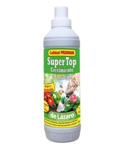 Fertilizante para plantas De Lázaro Super Top Estimulador do crescimento Estimulador de floração (750 ml)