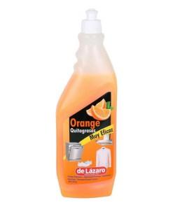 Tira Manchas De Lázaro Orange Tecido adiposo Biodegradável