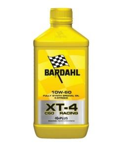 Óleo de motor para Motos Bardahl XT-4 SAE 10W 60 (1L)