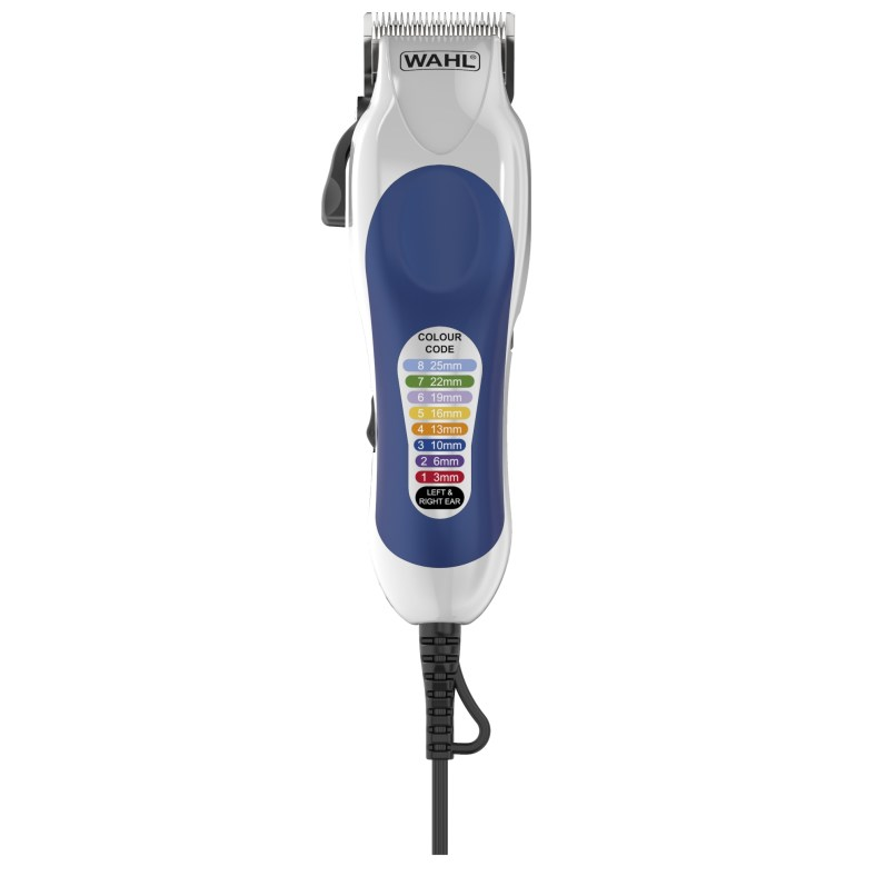 Colour Coded Pro Corded Hair Clipper