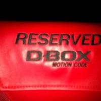 Geschüttelt. Und gerührt. D-Box-Motion Code - ein 4D-Kinoerlebnis.