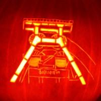 Halloween-Kürbis mal anders