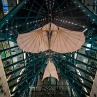 Der Traum vom Fliegen - Mitmachausstellung im Rhein-Ruhr-Zentrum Mülheim an der Ruhr