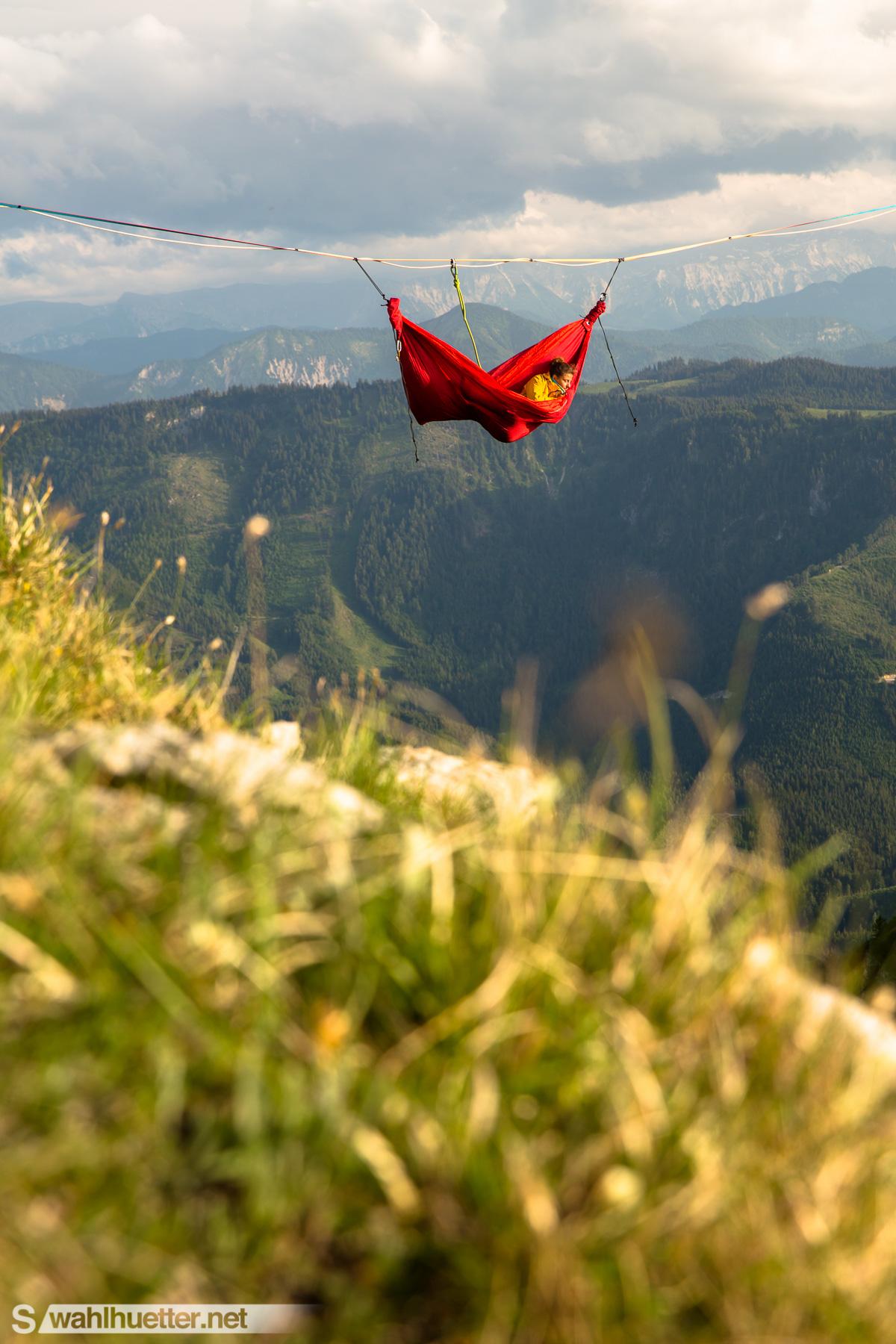 Alpine Adventure Hammock