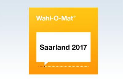 Wahl-O-Mat zur Landtagswahl im Saarland 2016