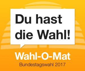 Wahl-O-Mat zur Bundestagswahl 2017
