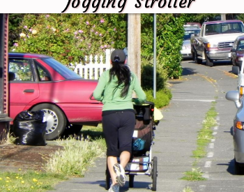 Choose the Right Jogging Stroller